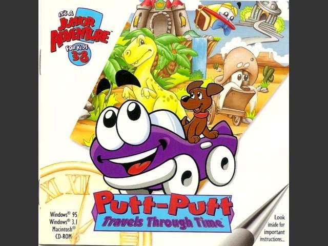 Putt-Putt Travels Through Time (1997)