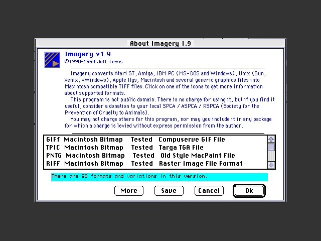 Imagery (1994)