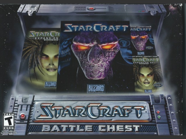 StarCraft Battle Chest (2002)