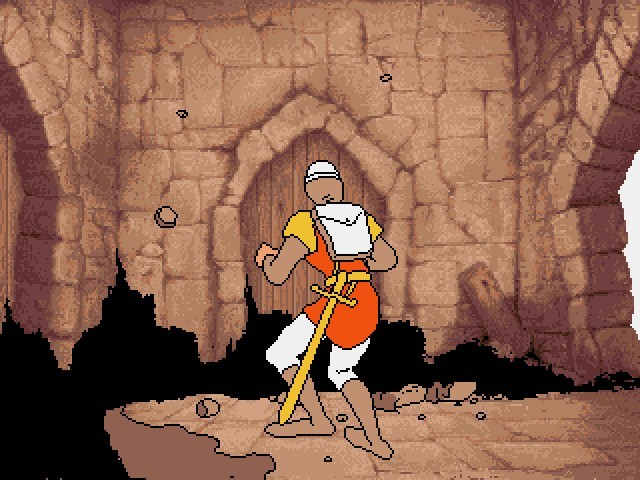 Dragon's Lair: Escape from Singe's Castle (1991)
