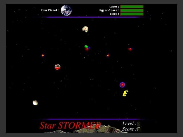 Star Stormer (1992)