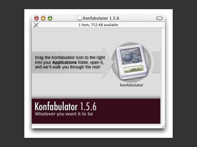 Konfabulator (2003)