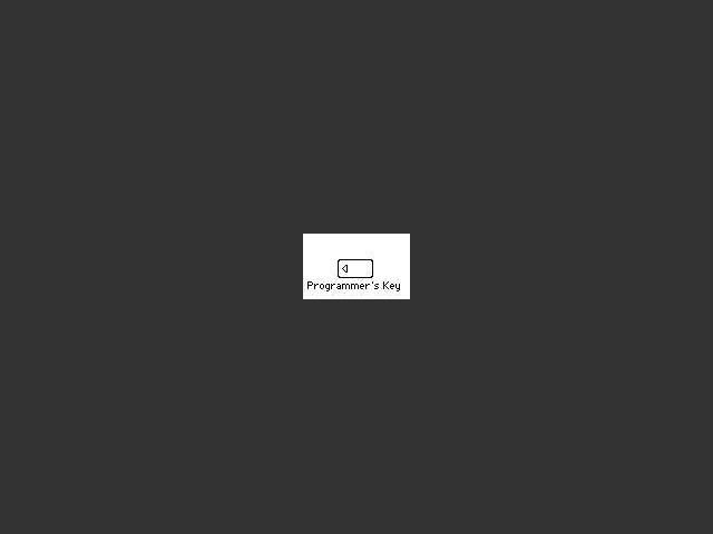 Programmer's Key 1.4.2 (1992)
