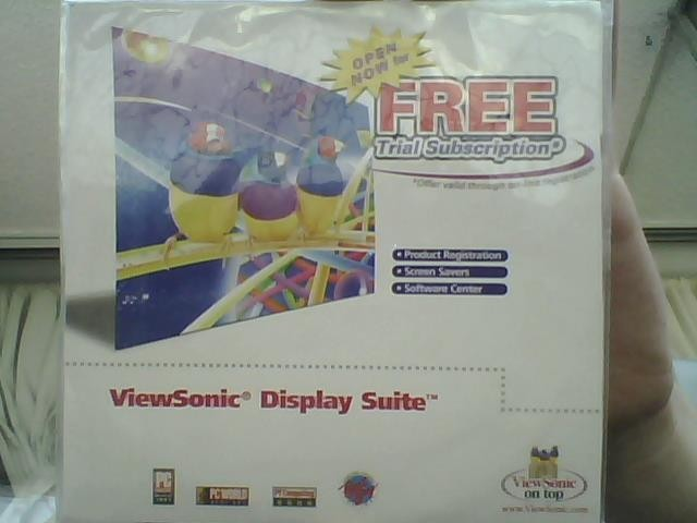 ViewSonic Display Suite (1998)