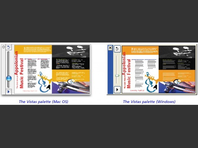 Badia Vistas 1.5 (for QuarkXPress 6.x) (2003)