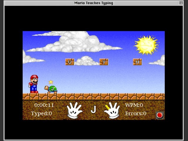 Mario Teaches Typing 2 (1997)
