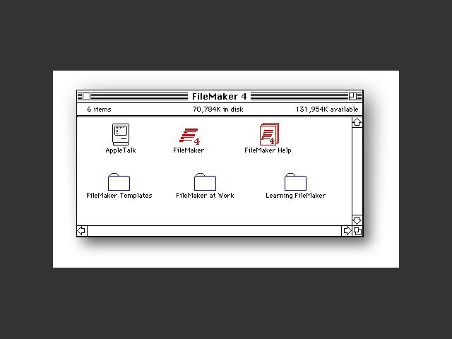 FileMaker 4 (1988)