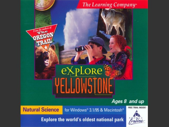 Explore Yellowstone (1997)