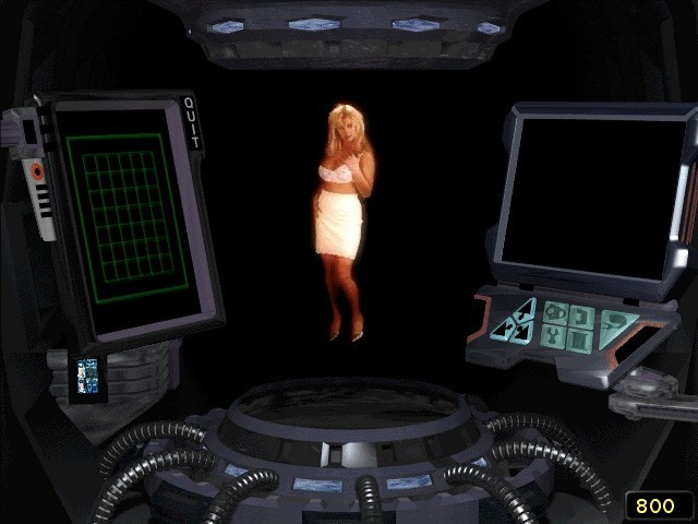 NeuroDancer (1994)