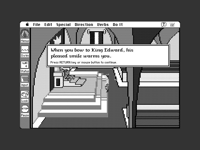 King's Quest: Quest for the Crown (1987)