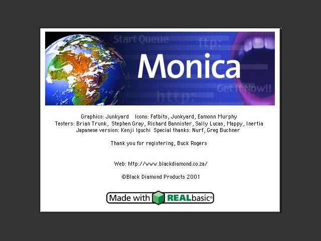 Monica - Download Manager (1999)