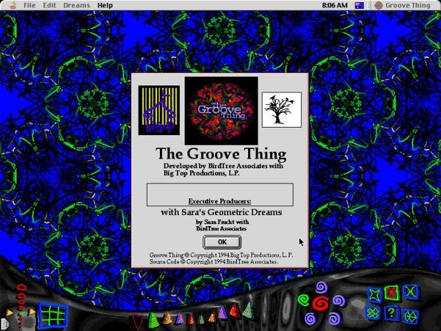 The Groove Thing (1994)