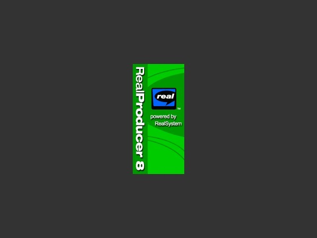 RealProducer Basic 8.51 (2001)