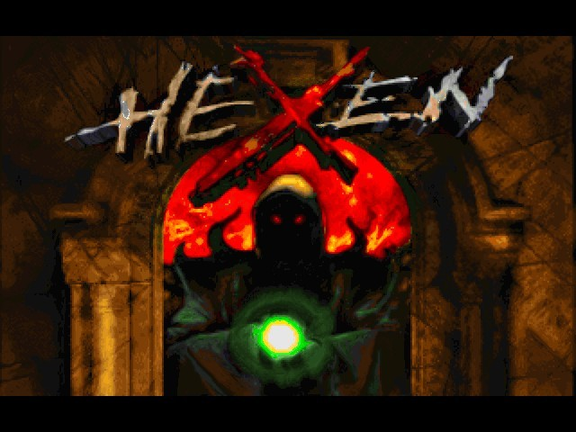 Hexen - Beyond Heretic BETA (1995)