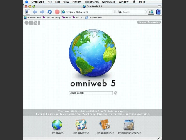 Omniweb (1999)