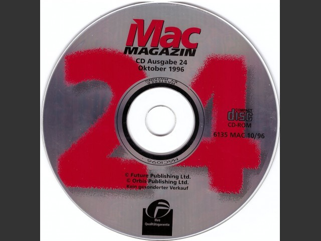 Mac Magazin 24 (1996)