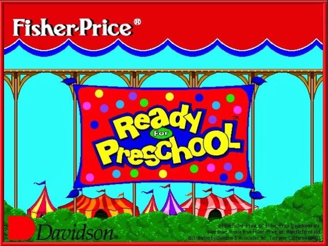 Fisher-Price Ready for Preschool (1996)