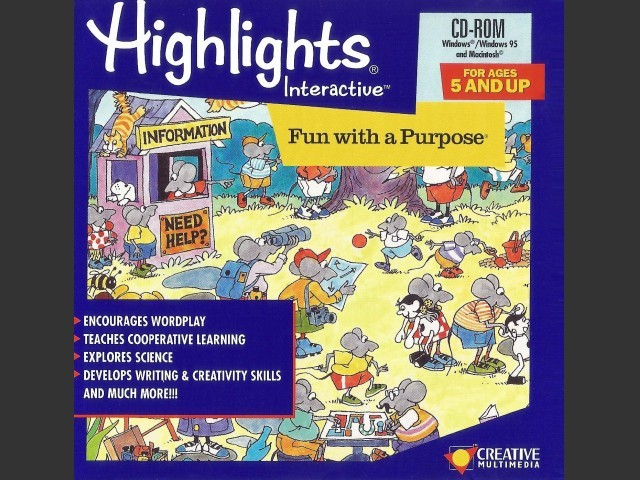 Highlights Interactive (1996)