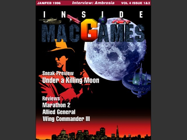 Inside Mac Games Vol 4x01/02 cover