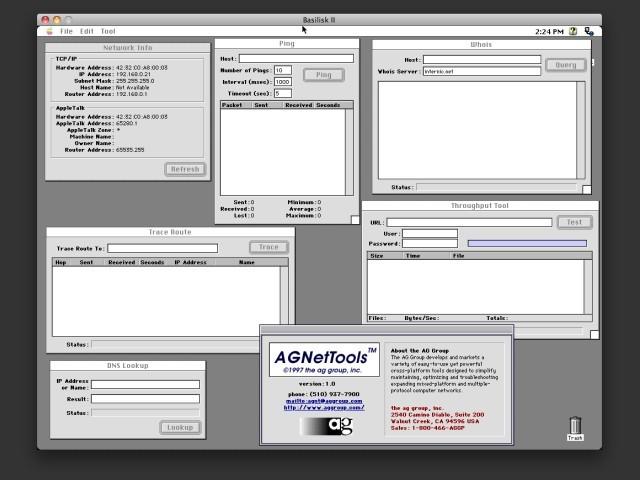 AG Net Tools (1997)