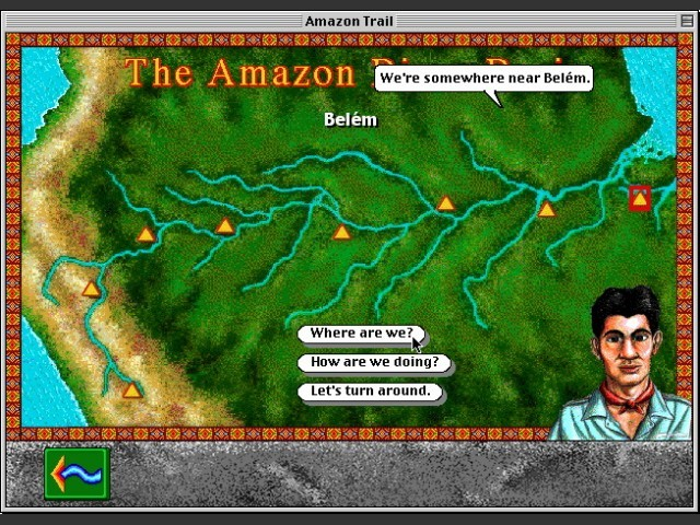The Amazon Trail (CD Version) (1997)
