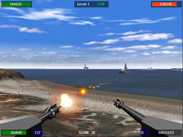 Beach Head 2000 (2000)