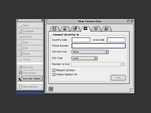 Timbuktu Pro 3.0 & 5.2.3 (1995)