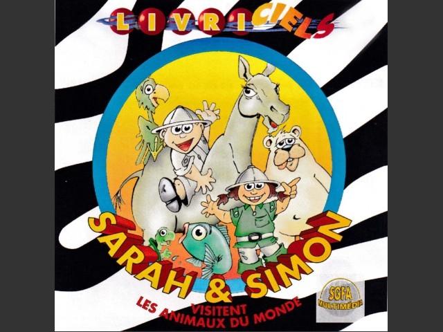 Sarah & Simon Visitent les Animaux du Monde (1997)
