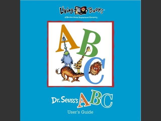 Dr. Seuss's ABC (1995)