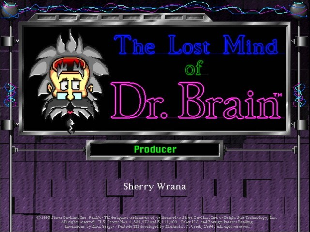 The Lost Mind of Dr. Brain (1994)