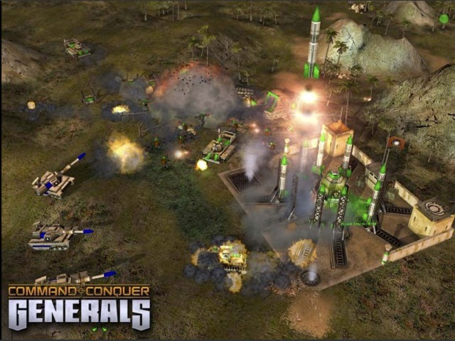 Command and Conquer: Generals (2004)