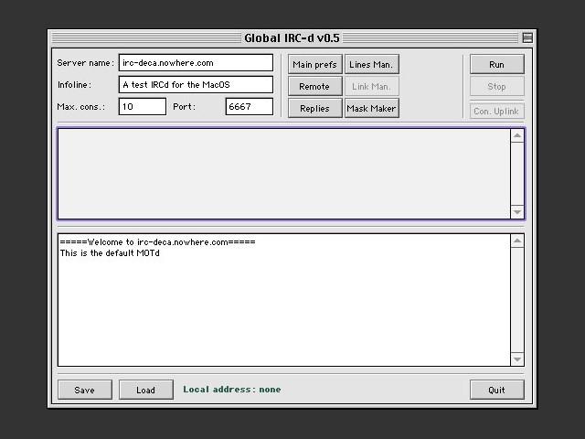 Global IRC-d (2000)