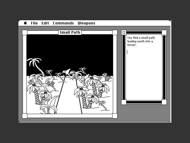 DungeonWorld II (1987)