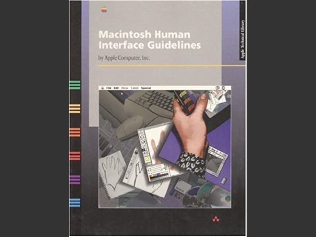 Apple Human Interface Guidelines (1995)