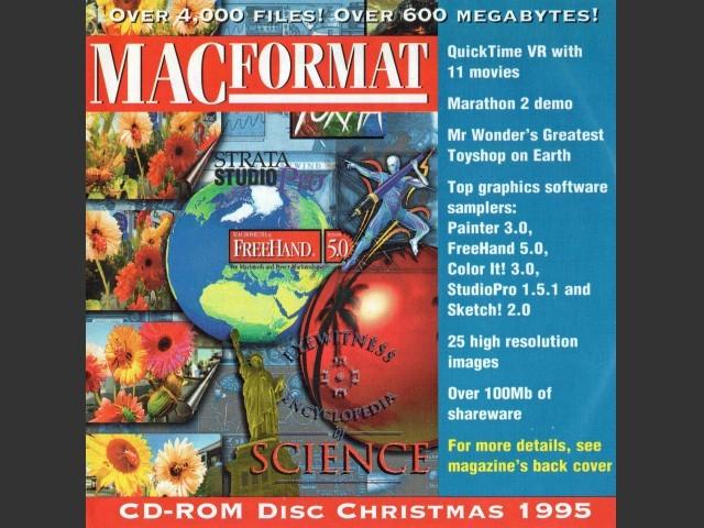 MacFormat 1995 Cover CDs (1995)