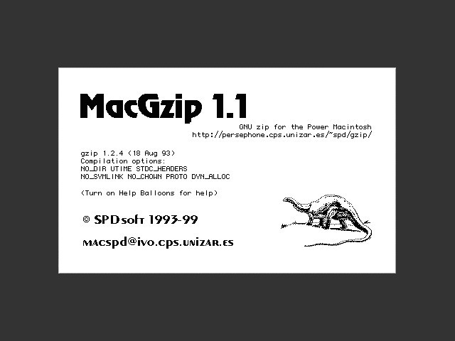 MacGzip (1999)