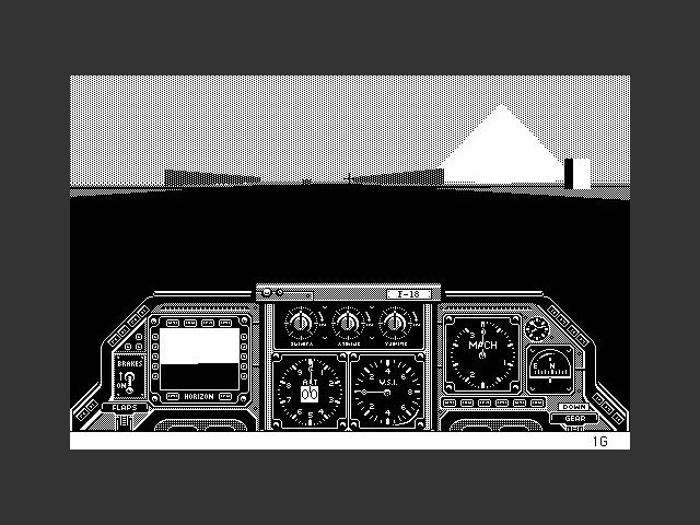 Chuck Yeager's Advanced Flight Trainer (1988)