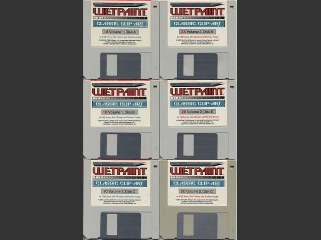 WetPaint Classic Clip-Art (1986)