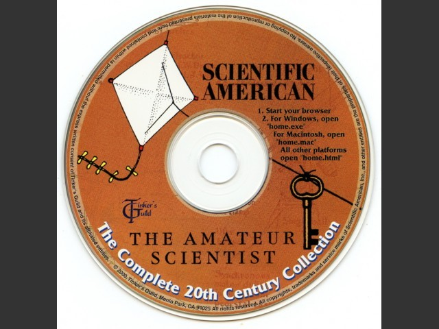 "Scientific American's ""The Amateur Scientist"": The Complete 20th Century Collection (2000)"