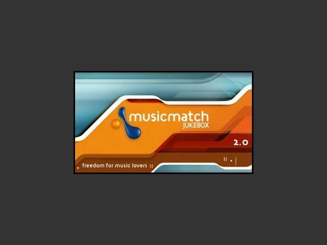 Musicmatch Jukebox 2 0 - Macintosh Repository