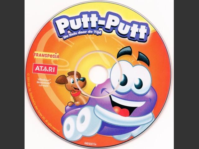 Putt-Putt: De Reis door de Tijd (2005)