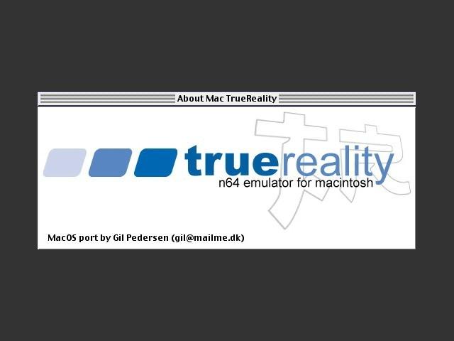 Mac True Reality (1999)