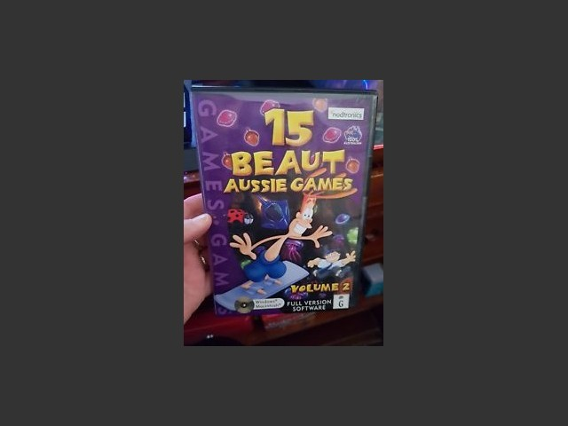15 Beaut Aussie Games Volume 2 (2002)