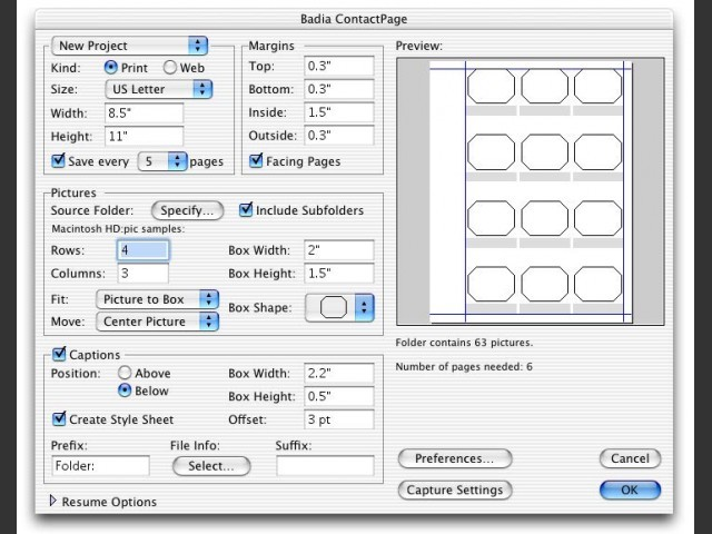 Badia ContactPage 1.5 (for QuarkXPress 4, 5, 6) (2003)