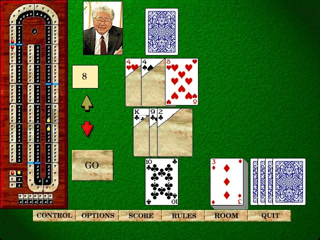 Hoyle Classic Games: Cribbage