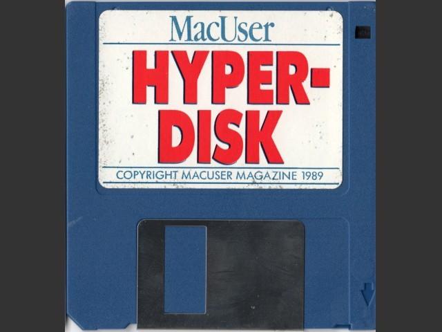 MacUser Magazine Hyperdisk 1989 (HyperCard Toolbox) (1987)