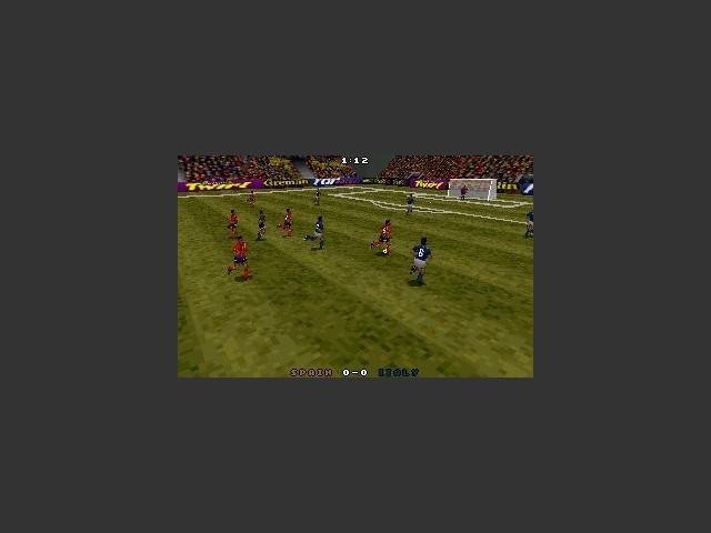 Actua Soccer 2.0.2 (with Patch) (1996)