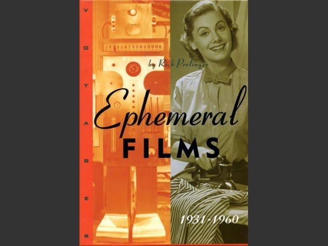 Ephemeral Films 1931-1960 (1994)