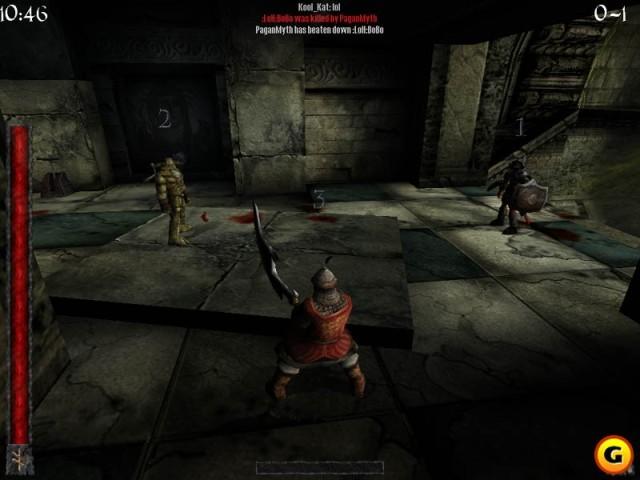 Rune: Halls of Valhalla Screenshot 1