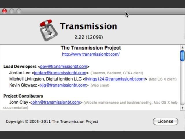 Transmission (2005)